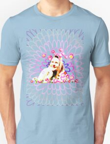 The head in daisies Unisex T-Shirt