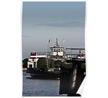 St.. Johns River Ferry Poster