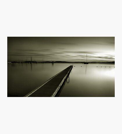 Morning Still Photographic Print