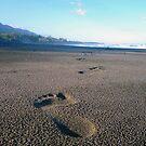 Footprints by Digby