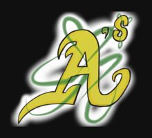 Oakland A's by EricaFlores24