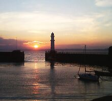 Sunshine on Leith by Paul Gibbons