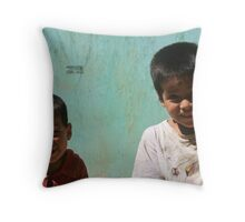 Children Throw Pillow