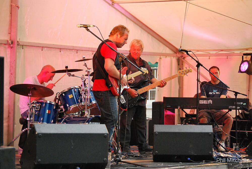 Derek Holt Band.3 by Phil Mitchell