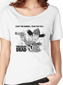 The Woody Dead Women's Relaxed Fit T-Shirt