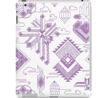 Orchid Gems iPad Case/Skin