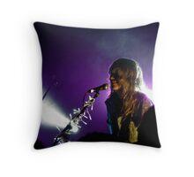 Ladyhawke3 Throw Pillow