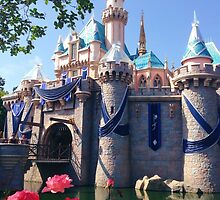 60th Anniversary Sleeping Beauty Castle by dlr-wdw