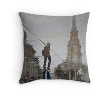 Spire Throw Pillow