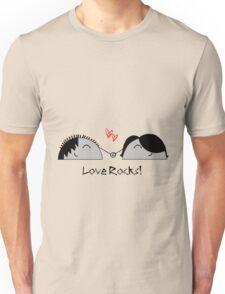 Love Rocks! Unisex T-Shirt