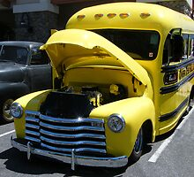 1953 Chevrolet School Bus..... by DonnaMoore