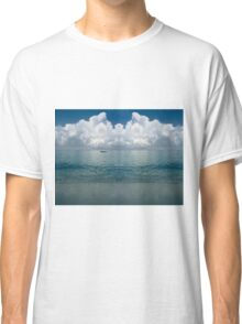 Tropical beach (Curaçao) Classic T-Shirt