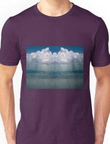 Tropical beach (Curaçao) Unisex T-Shirt