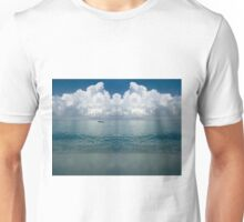 Tropical beach (Curaçao) Unisex T-Shirt