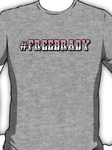 #FreeBrady - New England Patriots - #deflategate T-Shirt