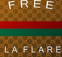 Free La Flare/Brown/Free Guwop by Rufi