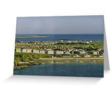 Port Erin Greeting Card