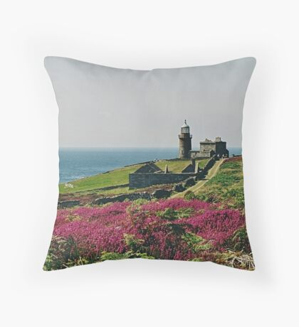 The Stack Throw Pillow