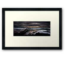 Olivers Hill, Frankston. Framed Print
