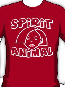 Jane Lane SPIRIT ANIMAL WHITE T-Shirt