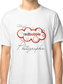 Redbbuble Photographer Classic T-Shirt