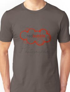 Redbbuble Photographer Unisex T-Shirt