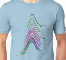 Normal curves #1 Unisex T-Shirt