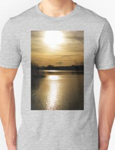 Morning Reflection Unisex T-Shirt