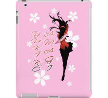 Yukiko Amagi Cherry Blossoms iPad Case/Skin