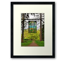 The Forest of Dean Framed Print