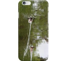 Ripples and Reflections iPhone Case/Skin
