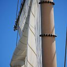 Raising the Sail by JenniferJW