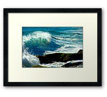 Aliso Beach California Framed Print