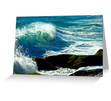 Aliso Beach California Greeting Card