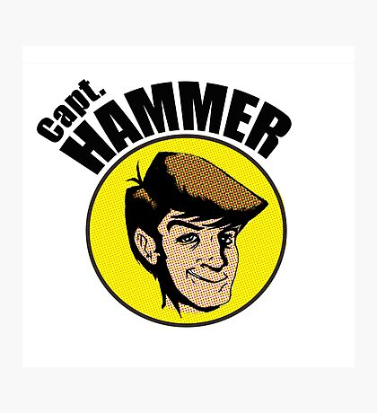Hammer is the BEST Photographic Print