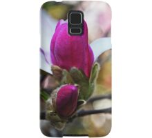 Magnolias In Bloom Samsung Galaxy Case/Skin