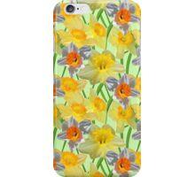 Daffy Daffodil iPhone Case/Skin