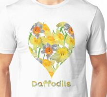 Daffy Daffodil Unisex T-Shirt