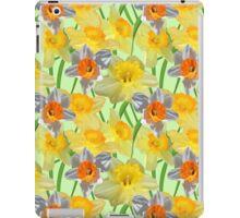 Daffy Daffodil iPad Case/Skin