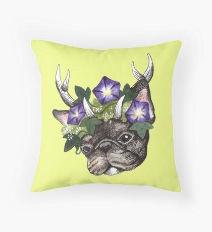 Princess Lulu Throw Pillow