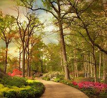 Azalea Garden by Jessica Jenney