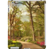Azalea Garden iPad Case/Skin