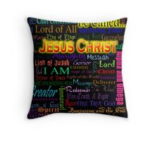 He shall be called Throw Pillow