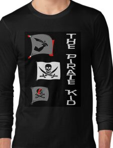 The Pirate Kid Long Sleeve T-Shirt