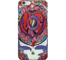 Not Fade Away 1 Design 1 iPhone Case/Skin