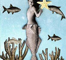 Mermaid by WinonaCookie
