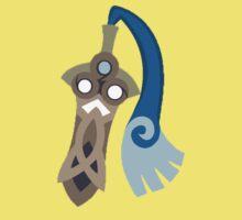 Honedge Pokemon Baby Tee