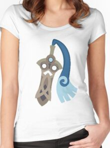 Honedge Pokemon Women's Fitted Scoop T-Shirt