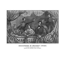 Assassination of President Lincoln by warishellstore