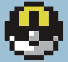 Pixel UltraBall Kids Tee